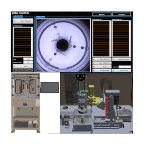 Lab On a Disc Vision System