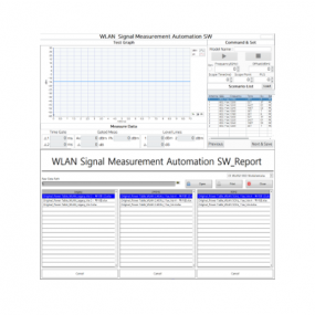 WLAN Measurement System